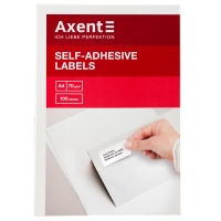 Adhesive labels Axent