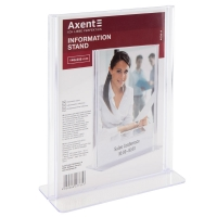 Information card stands Axent